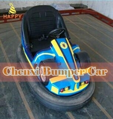 new amusement bumper car for park