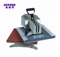 Rotary Swing Heat Press Machine Logo