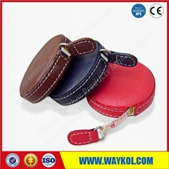 PU Leather Tape Measure for Promotion