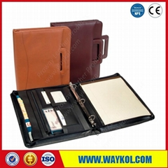 Leather Portofolios for Business