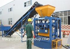 QT4-24 semi automatic block making machine