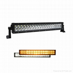 120w 31.5inch amber light led bar works light leds ATV