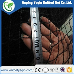 Agriculture plastic hdpe agricultural roof hail protection net