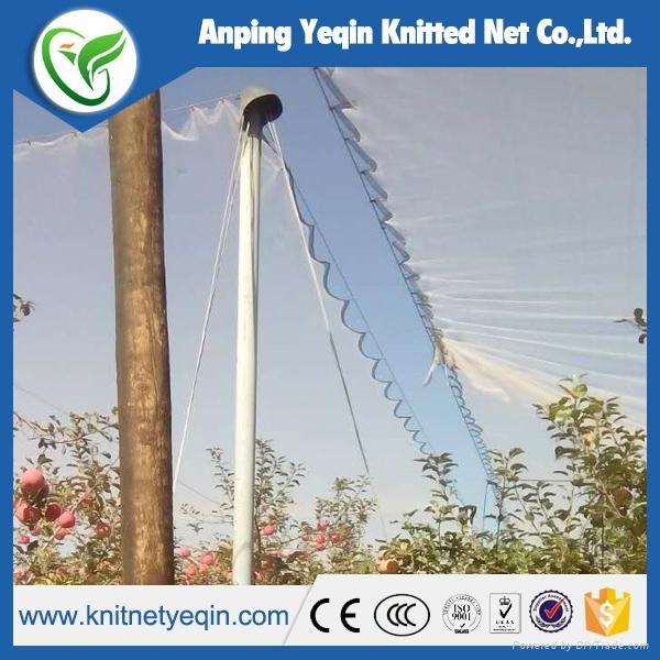 Heavy duty woven anti bird and hail netting garden - YQ003