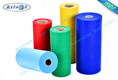 Soft Feeling PP Spunbond Non Woven Fabric 100% Virgin For Face Mask And Surgical