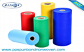 OEM Spunbond PP Non Woven Fabric For Mattress Quilting And Spring Cover 1
