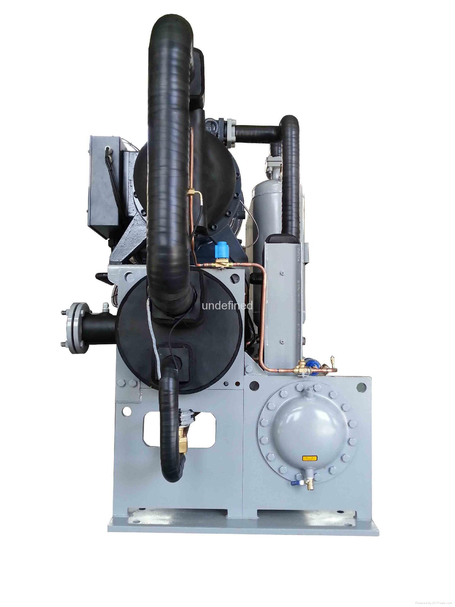 供应山东低温冷水机CDW-035WSTC(-5℃) 2