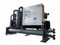 供应山东低温冷水机CDW-035WSTC(-5℃) 3