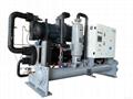 供应山东低温冷水机CDW-035WSTC(-5℃) 4