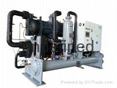 供应山东低温冷水机CDW-065WSTC(-10℃)