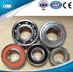 6202zz/2rs Sealed Deep Groove Ball Bearing from China