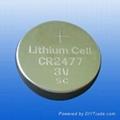 CR2477人员识别卡电池