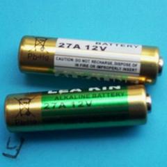 防盗器遥控器27A 12V电动车遥控器专用电池厂家