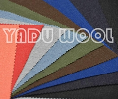 New style high quality wool acrylic fabric for sports cap