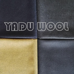worsted fabric for men suit and businesswear