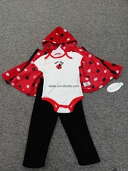 baby wear 3 in 1 set for winter