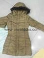 Ladie's Hoodie Long Jacket-Wholesale