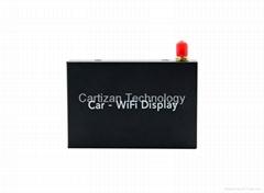 Car WiFi Wireless Mirrorlink Interface Box with Smart Phone Control Ios9.1