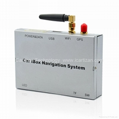 Pioneer Kenwood Alpine Jvc Android Add-on GPS Navigation System