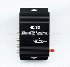 Car Digital ATSC TV Tuner
