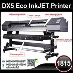 indoor printing machine dx7/dx5 print head