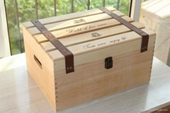 wooden wine box with best price