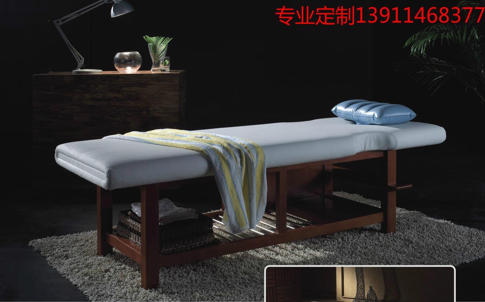 洗浴不鏽鋼搓澡床 3