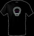 EL 发光T-恤