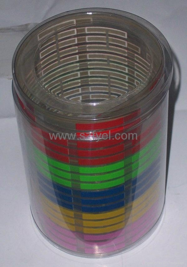 声控发光车标,含包装 2