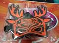 EL发光面具 冷光面具 圣诞节万圣节面具