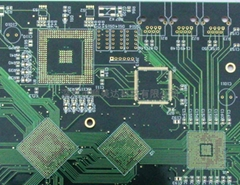 PCB沉金板