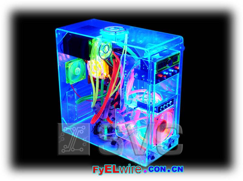 EL發光電腦用品 1