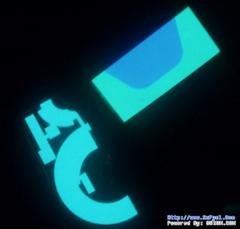 EL发光片,仪表盘