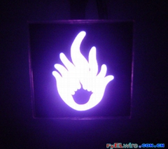 EL冷光片(發光片,冷光片)電腦用品,火