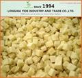 2015 crop LONGHAI YIDE frozen IQF diced