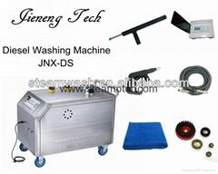 JNX-DS non-boiler mobile diesel steam carwash machine with CE