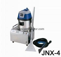 Portable mobile vacuum steam car washer carwash machine