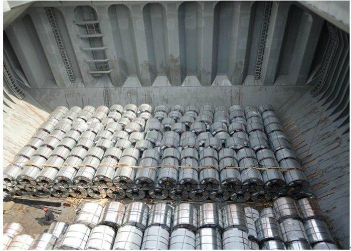 DX51D Prime Hot Dipped Galvanized Steel Coils , galvanized metal strips EN10327 1