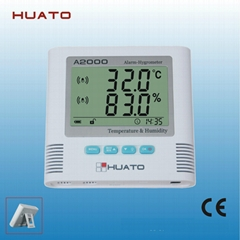 Digital Alarm Thermometer Hygrometer