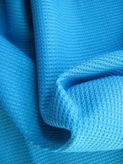 Polygiene anti-bacterial  knit fabric