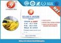 CAS No. 471-34-1 White Feed Grade Calcium Carbonate Granule Physical Method 1