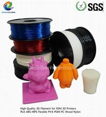 PLA 3d printer Filament  plastic consumables 1kg spool for 3d DIY