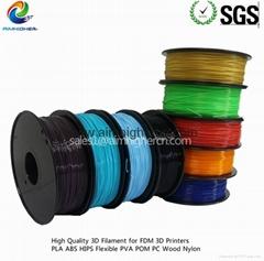 8pcs/Lot ABS 3d filament  plastic consumables