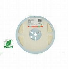 ceramic disc capacitor 0805 Capacitor 80PF 50V