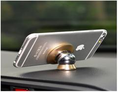Universal 360 Degrees Magnetic Car Mount Kit Holder