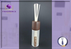 Decorative Aromatherapy Grape Essential Oil Reed Diffuser For Bedroom