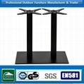 Modern furniture dining table base 3