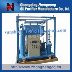 Single-Stage Vacuum Insulation Oil Treatment Machine for Dehydration, Degas, Imp