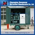 High Vacuum Dirty Insulating Oil