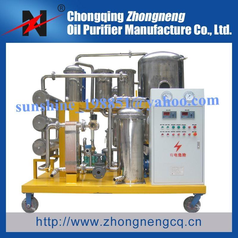 Bio-diesel Oil Pre-Treatment Filtration Machine 1